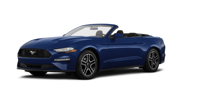 2018 Ford Mustang Convertible EcoBoost | Photo 6 | Kona Blue