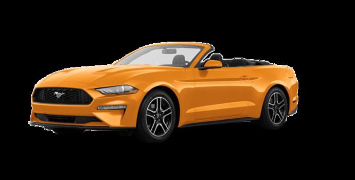 2018 Ford Mustang Convertible EcoBoost | Photo 6 | Orange Fury Metallic Tri-Coat