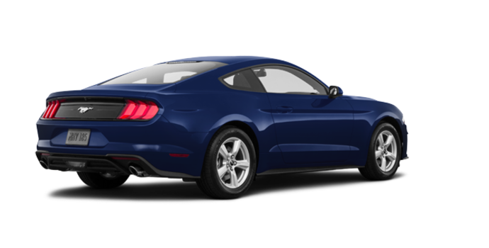 2018 Ford Mustang EcoBoost Fastback | Photo 5 | Kona Blue
