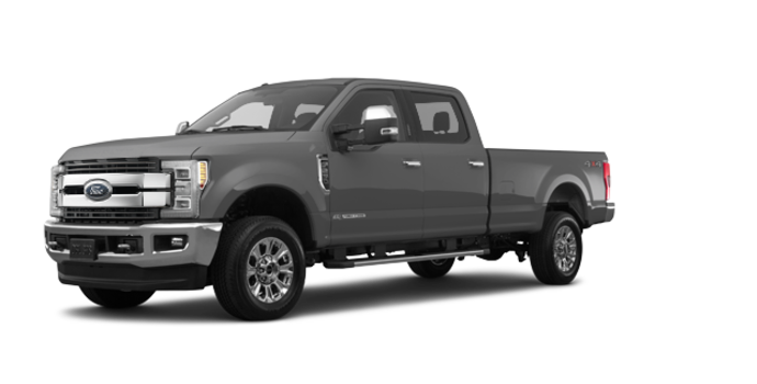 2018 Ford Super Duty F-250 KING RANCH   Photo 6   Stone Gray