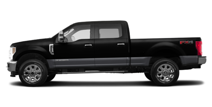 2018 Ford Super Duty F-250 LARIAT | Photo 4 | Shadow Black/Magnetic
