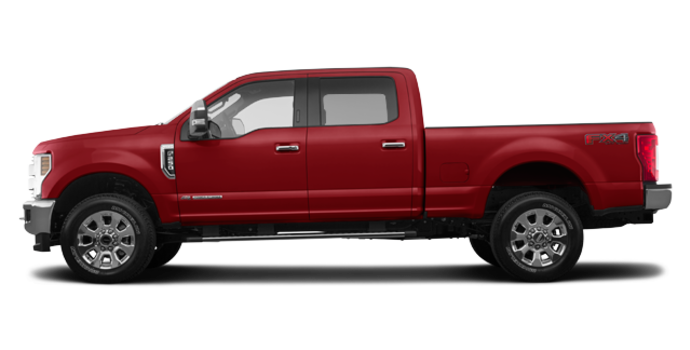2018 Ford Super Duty F-250 LARIAT | Photo 4 | Ruby Red