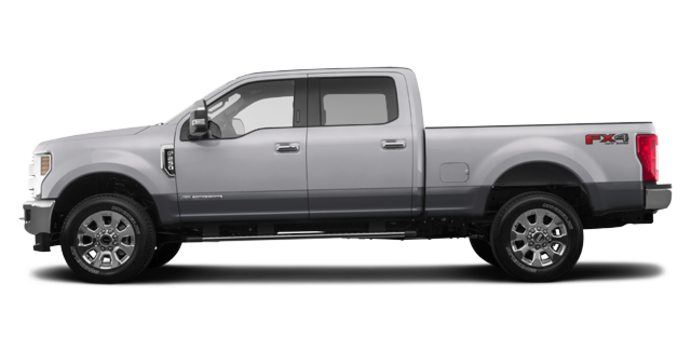 2018 Ford Super Duty F-250 LARIAT | Photo 4 | Ingot Silver/Magnetic
