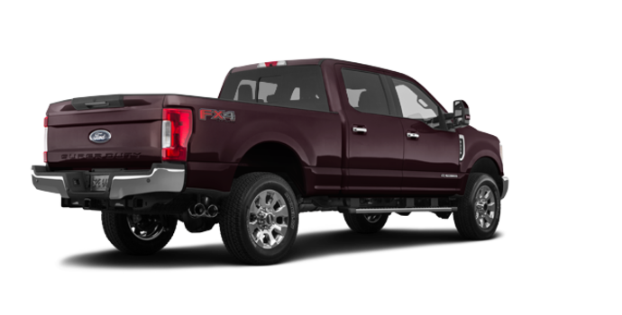 2018 Ford Super Duty F-250 LARIAT | Photo 5 | Magma Red