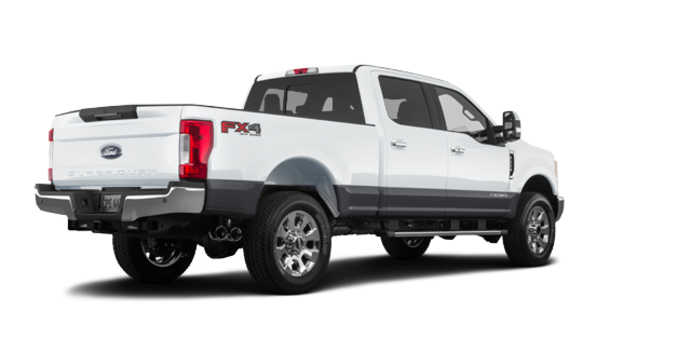 2018 Ford Super Duty F-250 LARIAT | Photo 5 | Oxford White/Magnetic