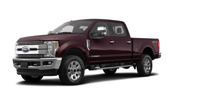 2018 Ford Super Duty F-250 LARIAT | Photo 6 | Magma Red