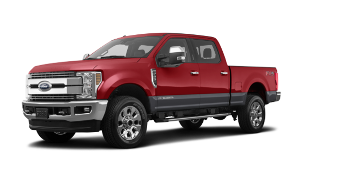 2018 Ford Super Duty F-250 LARIAT | Photo 6 | Ruby Red/Magnetic