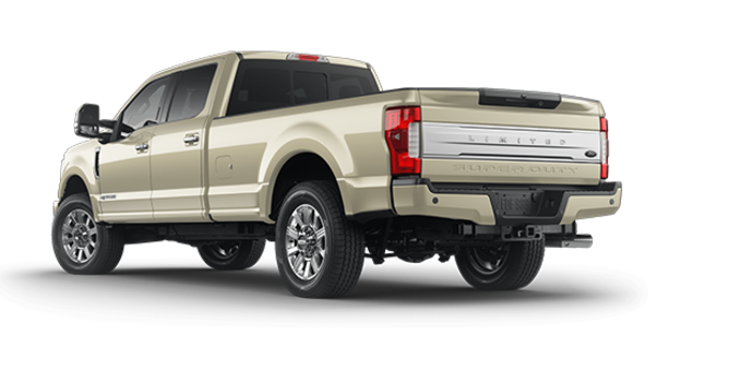 2018 Ford Super Duty F-250 LIMITED | Photo 5 | White Gold