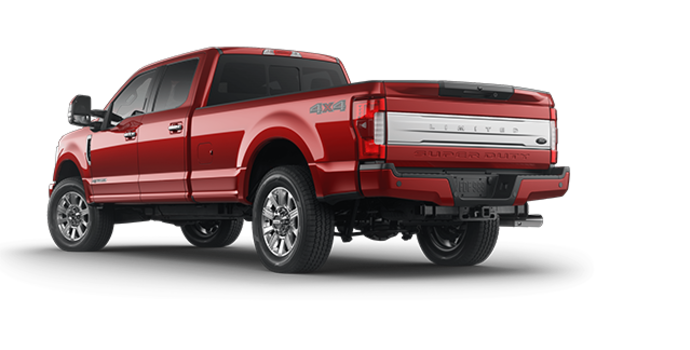 2018 Ford Super Duty F-250 LIMITED | Photo 5 | Ruby Red