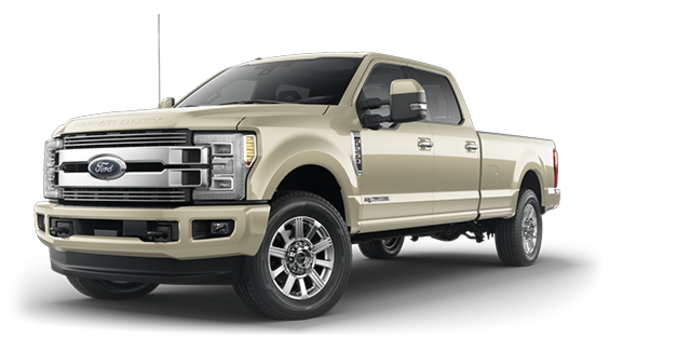 2018 Ford Super Duty F-250 LIMITED | Photo 6 | White Gold