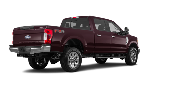 2018 Ford Super Duty F-350 LARIAT | Photo 5 | Magma Red
