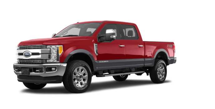 2018 Ford Super Duty F-350 LARIAT | Photo 6 | Ruby Red/Magnetic