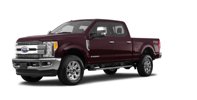 2018 Ford Super Duty F-350 LARIAT | Photo 6 | Magma Red