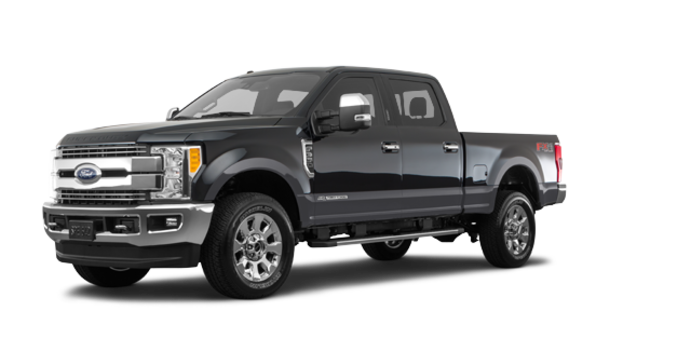 2018 Ford Super Duty F-350 LARIAT | Photo 6 | Shadow Black/Magnetic