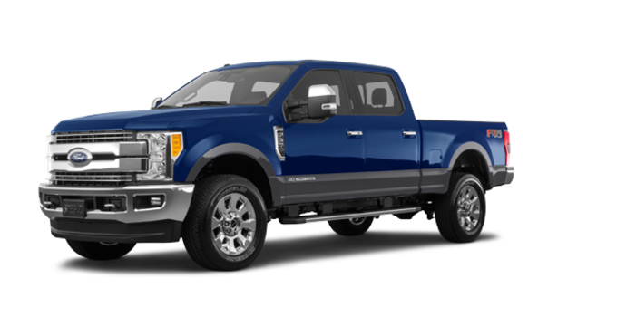 2018 Ford Super Duty F-350 LARIAT | Photo 6 | Blue Jeans Metallic/Magnetic
