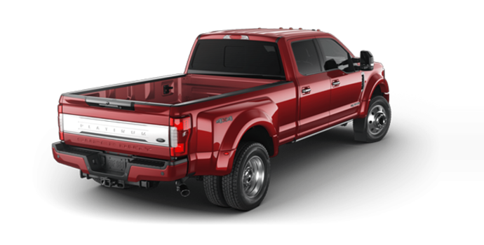 2018 Ford Super Duty F-450 PLATINUM | Photo 5 | Ruby Red