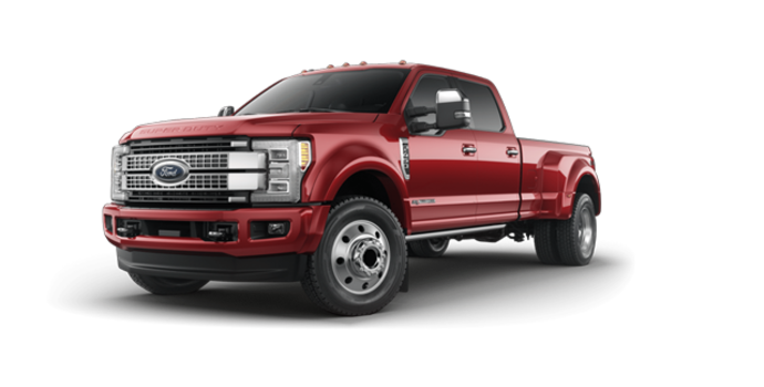 2018 Ford Super Duty F-450 PLATINUM | Photo 6 | Ruby Red