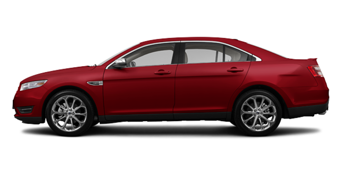 2018 Ford Taurus LIMITED | Photo 4 | Ruby Red Metallic Tinted Clearcoat