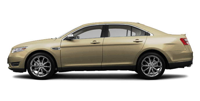2018 Ford Taurus LIMITED | Photo 4 | White Gold