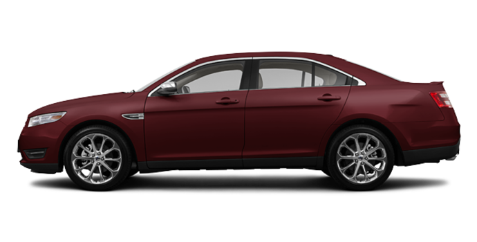2018 Ford Taurus LIMITED | Photo 4 | Burgundy Velvet Metallic Tinted Clearcoat