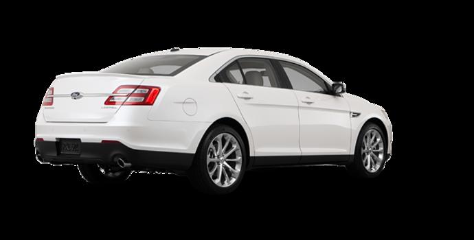 2018 Ford Taurus LIMITED | Photo 5 | White Platinum Metallic Tri-Coat
