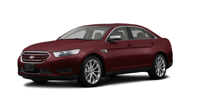 2018 Ford Taurus LIMITED | Photo 6 | Burgundy Velvet Metallic Tinted Clearcoat
