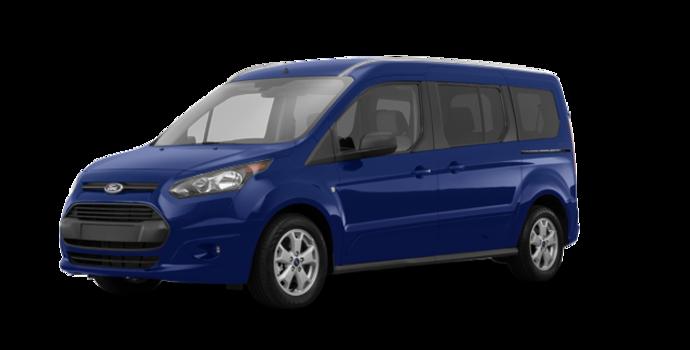 2018 Ford Transit Connect XLT WAGON | Photo 6 | Deep Impact Blue Metallic