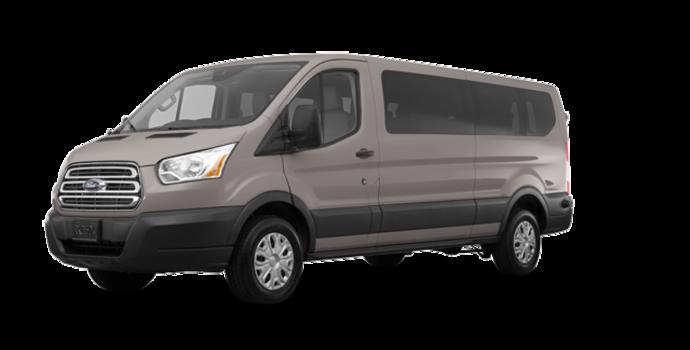 2018 Ford Transit WAGON XLT | Photo 6 | Stone Grey