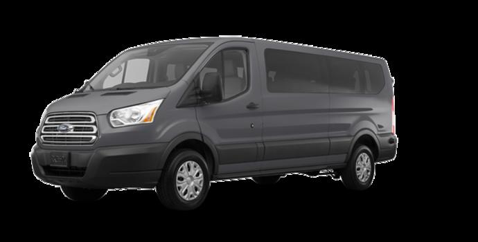 2018 Ford Transit WAGON XLT | Photo 6 | Magnetic Metallic