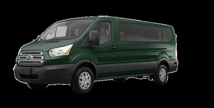 2018 Ford Transit WAGON XLT | Photo 6 | Green Gem Metallic
