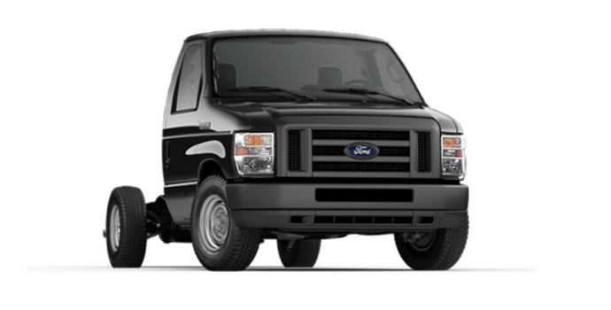 2018 Ford E-Series Cutaway 350 | Photo 6 | Shadow Black