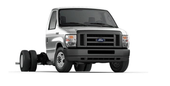 2018 Ford E-Series Cutaway 450 | Photo 6 | Ingot Silver