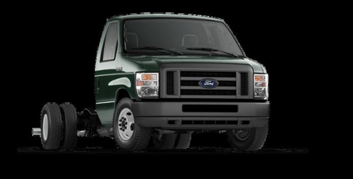 2018 Ford E-Series Cutaway 450 | Photo 6 | Green Gem