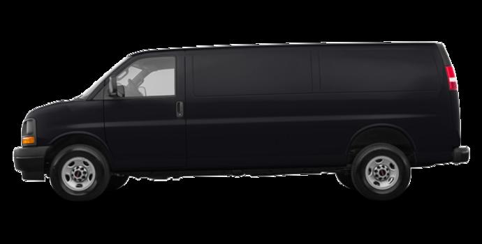2018 GMC Savana 3500 CARGO | Photo 4 | Black Onyx
