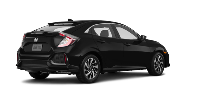 2018 Honda Civic hatchback LX HONDA SENSING | Photo 5 | Crystal Black Pearl