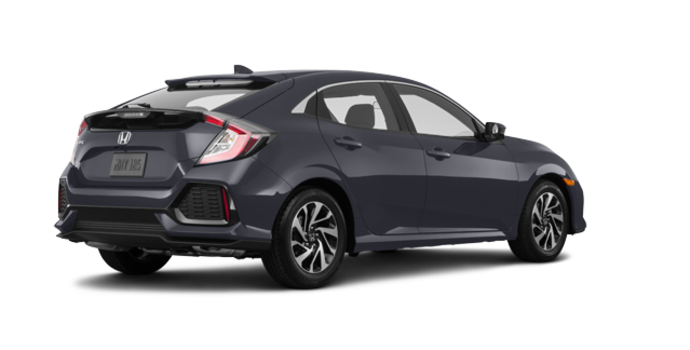 2018 Honda Civic hatchback LX HONDA SENSING | Photo 5 | Polished Metal Metallic