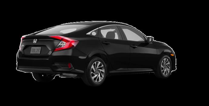 2018 Honda Civic Sedan SE | Photo 5 | Crystal Black Pearl
