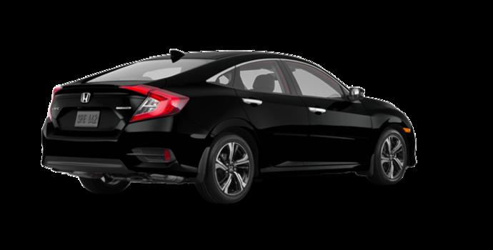 2018 Honda Civic Sedan TOURING   Photo 5   Crystal Black Pearl