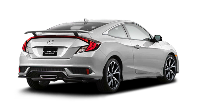 2018 Honda Civic Coupe SI | Photo 5 | White Orchid Pearl