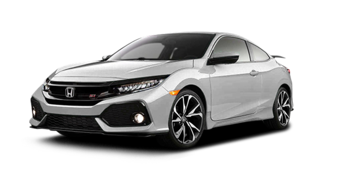 2018 Honda Civic Coupe SI | Photo 6 | White Orchid Pearl