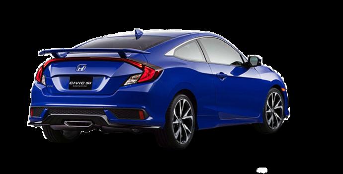 2018 Honda Civic Coupe SI | Photo 5 | Aegean Blue Metallic