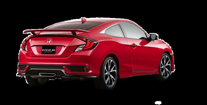 2018 Honda Civic Coupe SI | Photo 5 | Rallye Red