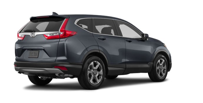 2018 Honda CR-V EX-L   Photo 5   Gunmetal Metallic