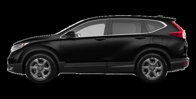 2018 Honda CR-V EX | Photo 4 | Crystal Black Pearl