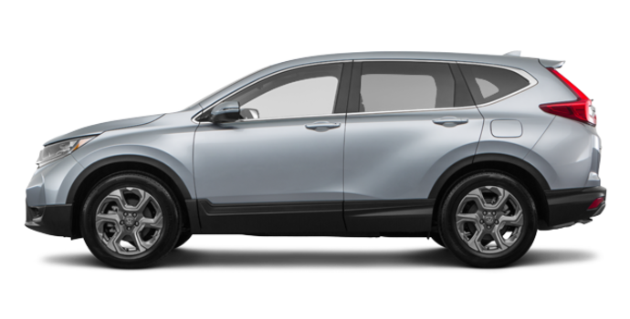 2018 Honda CR-V EX | Photo 4 | Lunar Silver Metallic