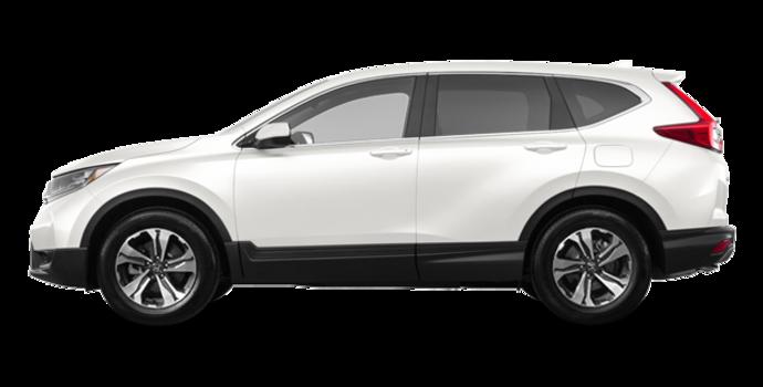 2018 Honda CR-V LX-2WD   Photo 4   White Diamond Pearl
