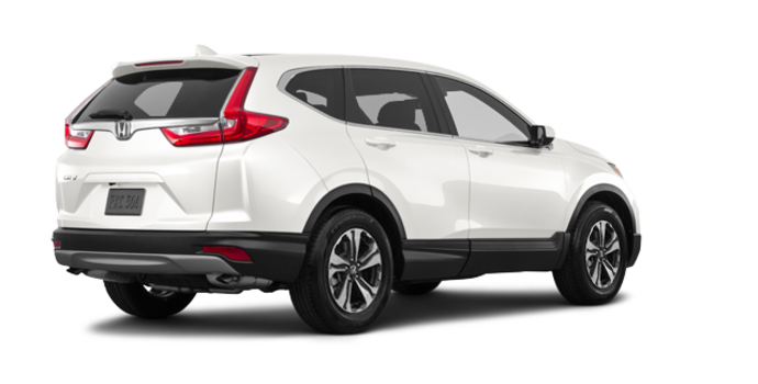 2018 Honda CR-V LX-2WD   Photo 5   White Diamond Pearl