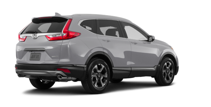 2018 Honda CR-V TOURING   Photo 5   Lunar Silver Metallic