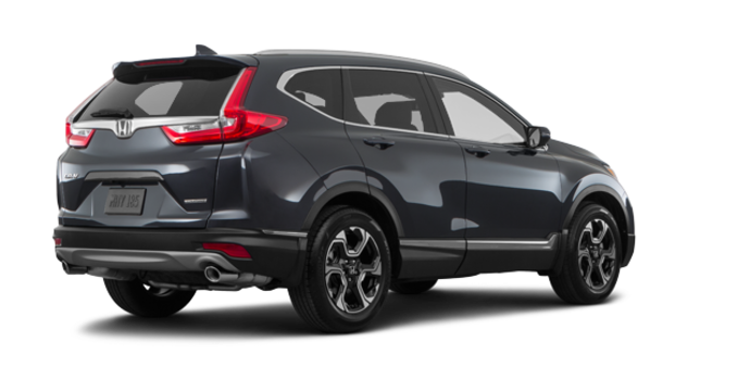 2018 Honda CR-V TOURING   Photo 5   Gunmetal Metallic