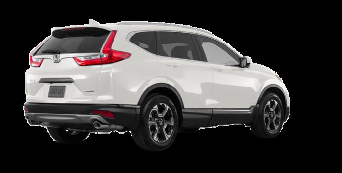 2018 Honda CR-V TOURING   Photo 5   White Diamond Pearl